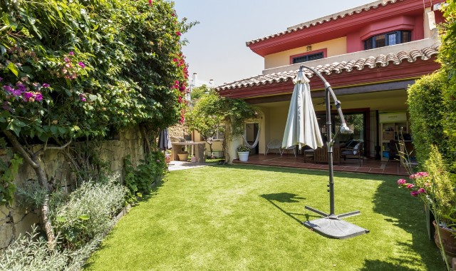 Townhouse for sale in Marbella Golden Mile , SPAIN