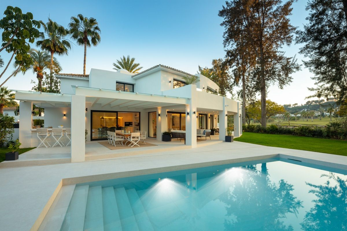 Property for sale in Marbella Nueva Andalucia SPAIN