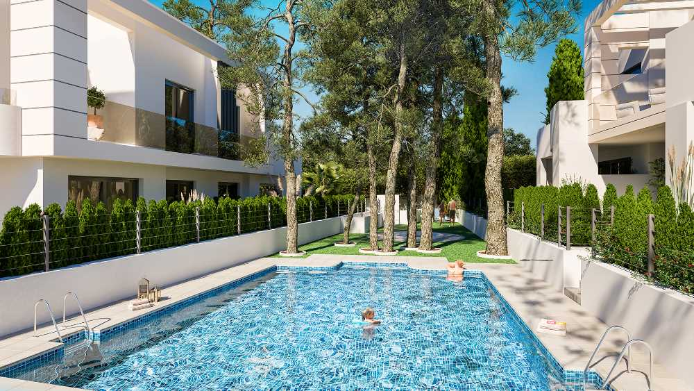 New homes for sale in the Costa del Sol, New Golden Mile